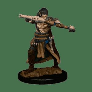 Pathfinder Battles - Premium Painted Figure - Half-Elf Ranger Male