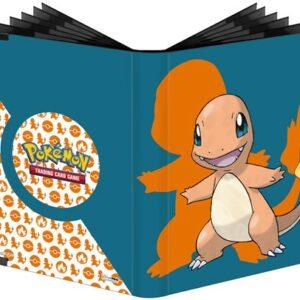 Pokemon Charmander 9 pocket Pro Binder