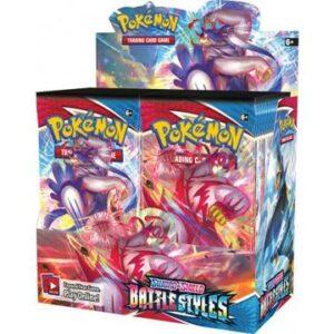 Pokemon Sword & Shield Battle Styles - Boosterbox