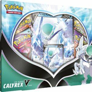Pokemon TCG Calyrex V box