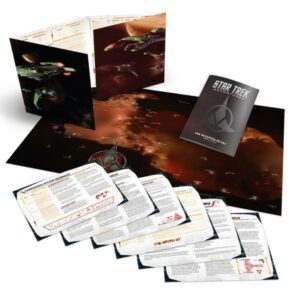 Star Trek Adventures - Klingon Empire Gamemasters Toolkit