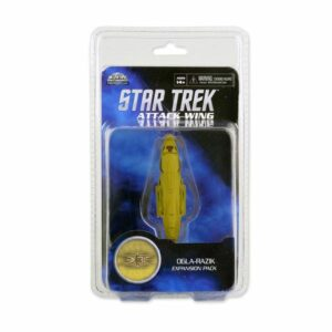 Star Trek Attack Wing Ogla-Razik (Wave 12) Expansion Pack