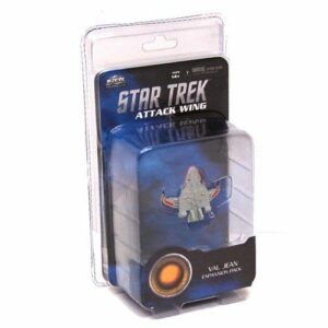 Star Trek Attack Wing Val Jean Independent Expansion Pack