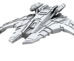 Star Trek Deep Cuts - Jem'Hadar Battle Cruiser