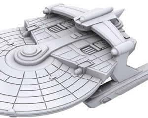 Star Trek Deep Cuts - Miranda Class