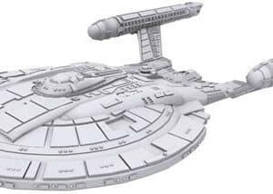 Star Trek Deep Cuts - NX Class