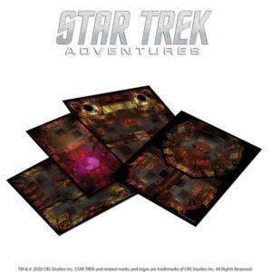 Star Trek - Klingon Tiles
