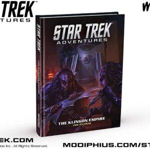 Star Trek - The Klingon Empire - Standard Core Rulebook