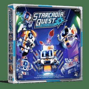 Starcadia Quest Build-a-Robot