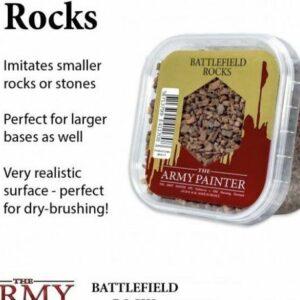 The Army Painter - Battlefield Rocks