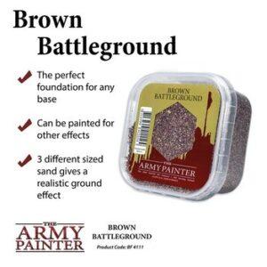 The Army Painter - Brown Battleground