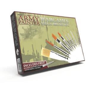 The Army Painter - Mega Brush Set (box)