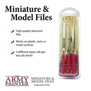 The Army Painter - Miniature and Model Files