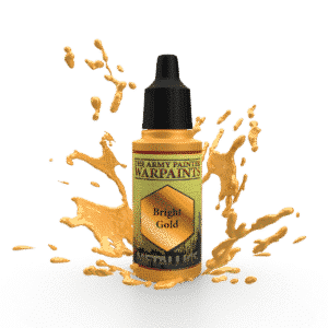 The Army Painter - Warpaints: Bright Gold