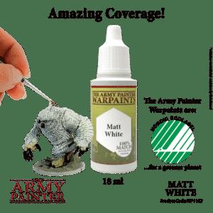 The Army Painter - Warpaints Matt White
