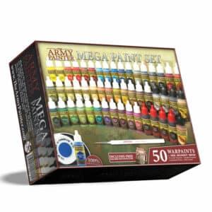 The Army Painter - Warpaints Mega Paint Set III