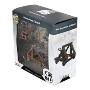 WizKids 4D War Machines - Catapult