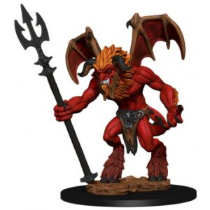 WizKids Wardlings Painted Miniatures - Devil