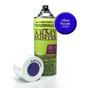 Army Painter Base Primer - Alien Purple (400ml) CP3019