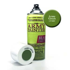 Army Painter Base Primer - Army Green (400ml) CP3005