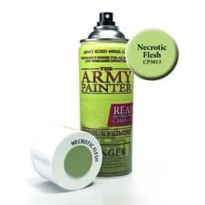 Army Painter Base Primer - Necrotic Flesh (400ml) CP3013
