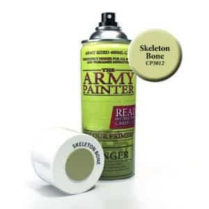 Army Painter Base Primer - Skeleton Bone (400ml) CP3012