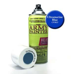 Army Painter Base Primer - Ultramarine Blue (400ml) CP3022