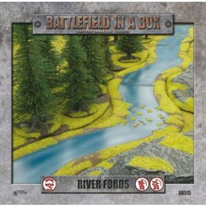 Battlefield in a Box - River Fords