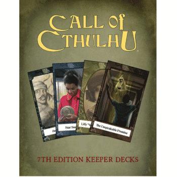 Call of Cthulhu - Keeper Decks
