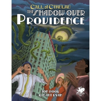 Call of Cthulhu - The Shadow Over Providence