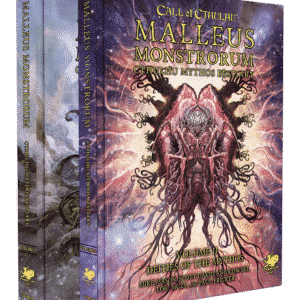 CoC - Malleus Monstrorum Cthulhu Mythos Bestiary