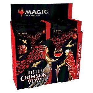 MTG: Crimson Vow - Collector Booster Box