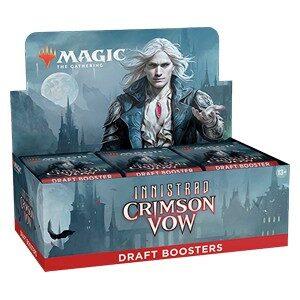 MTG: Crimson Vow - Draft Booster Box