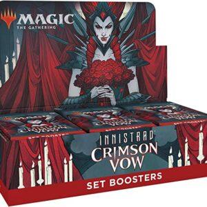 MTG: Crimson Vow - Set Booster Box