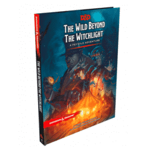 D&D 5E - The Wild Beyond the Witchlight Hardcover