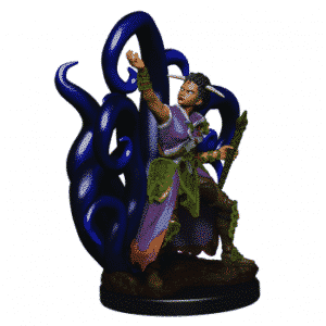 D&D Icons of the Realms Premium Figures - Female Human Warlock