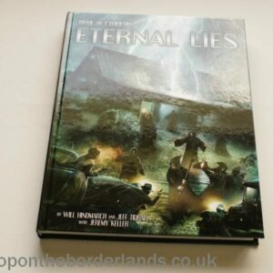ETERNAL LIES HARDBACK CAMPAIGN FOR TRAIL OF CTHULHU