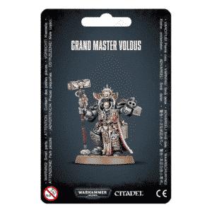 GREY KNIGHTS GRAND MASTER VOLDUS
