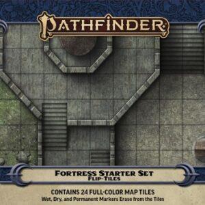 Pathfinder Flip-Tiles - Fortress Starter Set