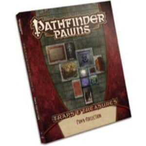 Pathfinder Pawns - Traps & Treasures Pawn Collection