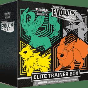 Pokemon Evolving Skies Elite Trainer Box