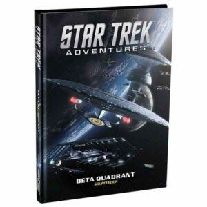 Star Trek Adventures - Beta Quadrant sourcebook