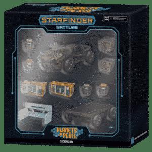 Starfinder Battles - Planets of Peril Docking Bay Premium Set