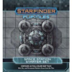 Starfinder Flip-Tiles - Space Station Starter Set