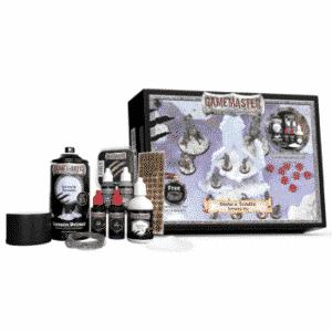 The Army Painter - Gamemaster - Snow & Tundra Terrain Kit