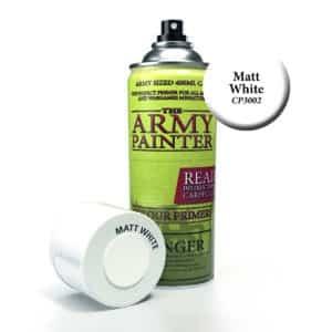 The Army Painter - Matt White Primer