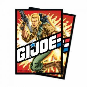 UP - Standard Deck Protector - G.I. Joe V1 (100 Sleeves)