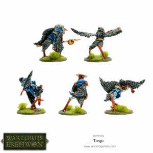 Warlord of Erehwon - Tengu