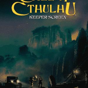 Call of Cthulhu RPG - Keeper Screen Pack (7th ed.)