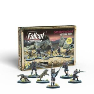 Fallout Wasteland Warfare - Caeser's Legion Veteran Wave